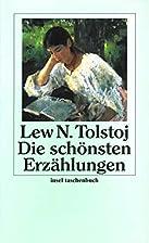 Die schönsten Erzählungen by Leo N.…