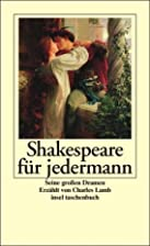 Six tales from Shakespeare by Charles Lamb