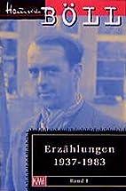 erzählungen 1937 - 1983. in 4…