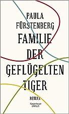 Familie der geflügelten Tiger by Paula…