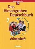 Darwish, Mahmud: Das Hirschgraben Sprachbuch 7. Arbeitsheft. M-Klassen. Neu. Bayern. Neue Rechtschreibung