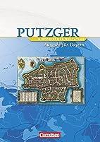 Putzger Historischer Weltatlas Bayern mit…