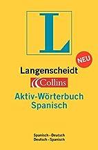 Langenscheidt Collins Aktiv-Wörterbuch…