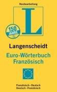Langenscheidt Euro-Wörterbuch Französisch