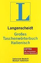 Großes Taschenwörterbuch…