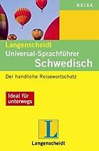 Schwedisch. Universal - Sprachführer.…