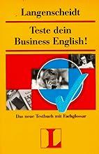 Teste dein Business English. Das neue…