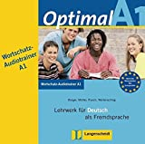 Lukas Wertenschlag: Optimal: Wortschatz-Audiotrainer A1 CD-Rom (German Edition)