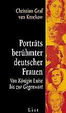Porträts berühmter deutscher Frauen by…