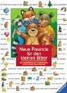 Rosemarie Künzler-Behncke: Neue Freunde für den kleinen Biber. Lesebilderbuch