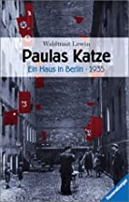 Paulas Katze by Waldtraut Lewin