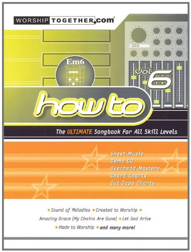how-to-the-ultimate-songbook-for-all-skill-levels-vol6-worship-together-how-to-worship-together