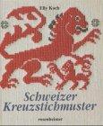 Schweizer Kreuzstichmuster by Elly Koch