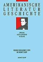 Amerikanische Literaturgeschichte by Hubert…