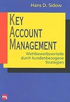 Key Account Management. Wettbewerbsvorteile…