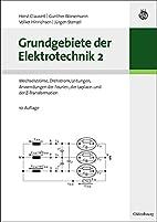 Grundgebiete der Elektrotechnik 2 :…