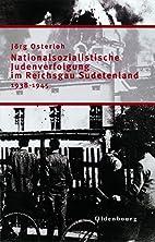 Nationalsozialistische Judenverfolgung im…