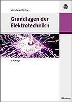 Grundlagen der Elektrotechnik 1 by…