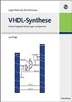 VHDL-Synthese. Entwurf digitaler Schaltungen…