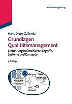 Grundlagen Qualitätsmanagement: Einführung…