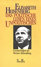 Das politische Leben eines Unpolitischen :…