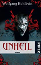 Unheil by Wolfgang Hohlbein