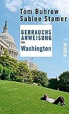 Gebrauchsanweisung für Washington by Tom…