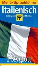 Menü-Sprachführer : Italienisch: 2000…