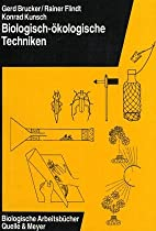 Biologisch-ökologische Techniken by…