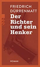 Der Richter und sein Henker. by Friedrich…