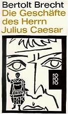 Gli affari del signor Giulio Cesare by…