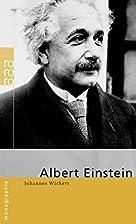 Albert Einstein by Johannes Wickert