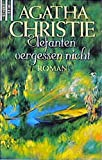 Christie, Agatha: Elefanten Vergessen Nicht/Elephants Can Remember
