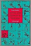 Behler, Ernst: Ironie und literarische Moderne (German Edition)