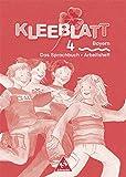 Lutz, Mark: Kleeblatt. Das Lesebuch/Das Sprachbuch 4. Arbeitsheft. Bayern