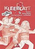 Lutz, Mark: Kleeblatt. Das Lesebuch/Das Sprachbuch 4. Arbeitsheft mit Lernsoftware.