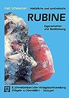 Naturliche und synthetische Rubine:…