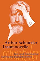 Traumnovelle (Suhrkamp BasisBibliothek) by…