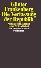 Die Verfassung der Republik. Autorität und…