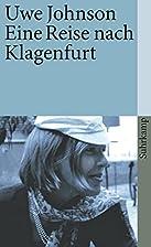 A Trip to Klagenfurt: In the Footsteps of…