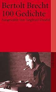 Bertolt Brecht - Hundert Gedichte.…