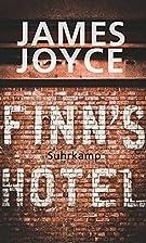 Finn's Hotel by James Joyce
