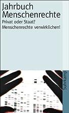 Jahrbuch Menschenrechte 2007 by Unknown