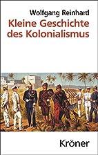 Kleine Geschichte des Kolonialismus by…