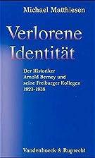 Verlorene Identität by Michael…