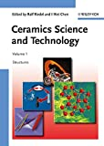 Riedel, Ralf: Ceramics Science and Technology: 4 Volume Set