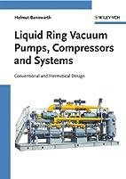 Liquid Ring Vacuum Pumps, Compressors and…
