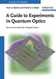 Bachor, H.-A: A Guide to Experiments in Quantum Optics