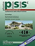 Proceedings 5th International Conference on Optics of Surfaces and Interfaces