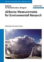Airborne Measurements for Environmental…